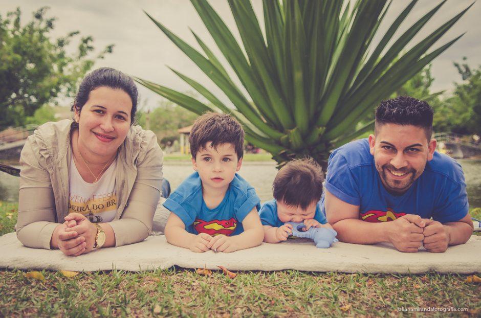 Ma + Evandro = Caio e Théo - Foto 5